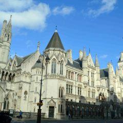 영국 대법원 여행 사진