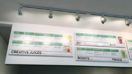The Juice Bar - Dallas