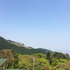 다이센 산 여행 사진