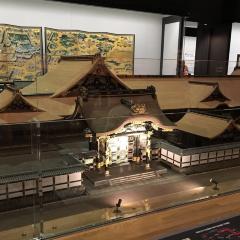 오타 기념 미술관 여행 사진