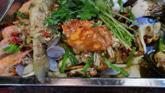 蝦大王主題餐廳