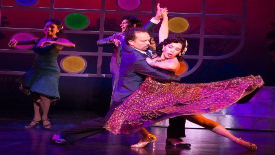 百老匯音樂劇《在你腳下》