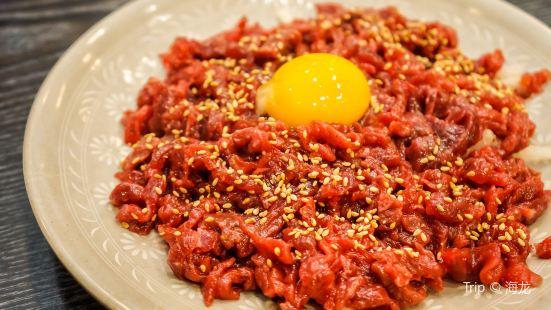 富村生拌牛肉