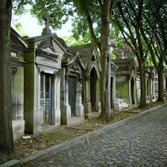 Père-Lachaise Cemetery User Photo
