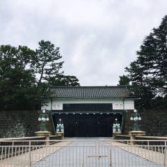 히비야 공원 여행 사진