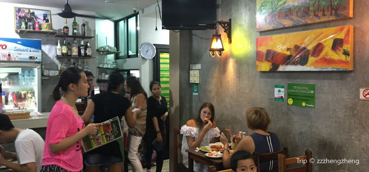 Thai Smile Restaurant Patong1