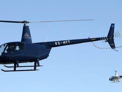 直升機遊古城