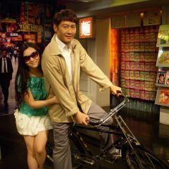 홍콩 마담투소 박물관 여행 사진