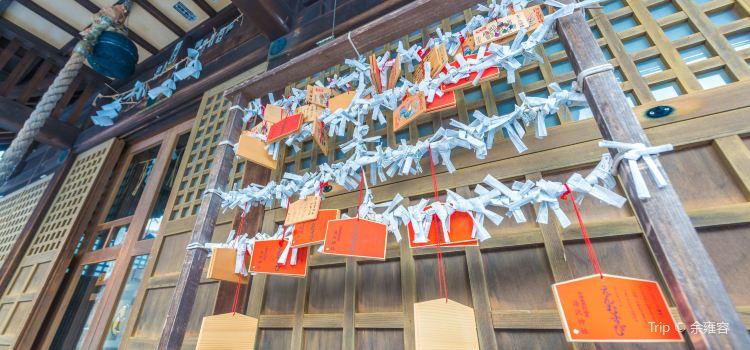 Yuzawa Shrine1