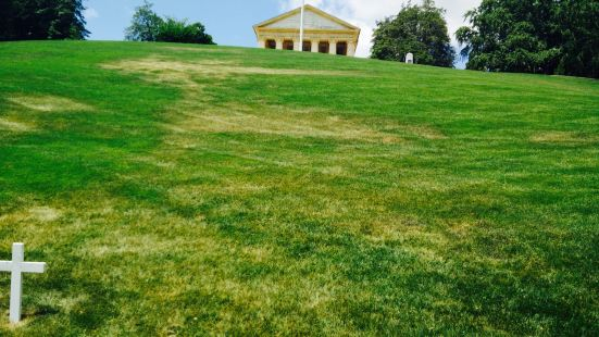 Arlington House - The Robert E. Lee Memorial