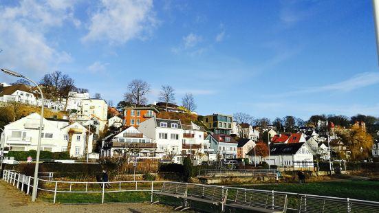 Hirschgarten Blankenese