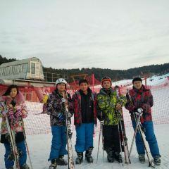 선양(심양) 치판산(기반산) 스키장 여행 사진