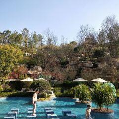 치차이 윈난 구뎬 온천 산장 여행 사진