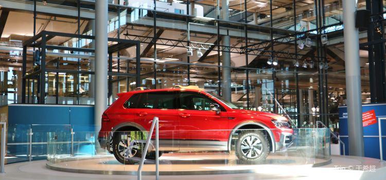 The Transparent Factory of Volkswagen2