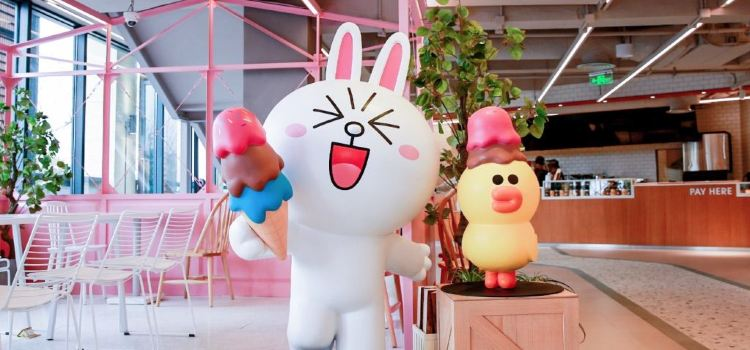LINE FRIENDS 杭州湖濱銀泰in77店1