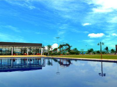 Lancui Lake Tianmu Hot Spring Resort