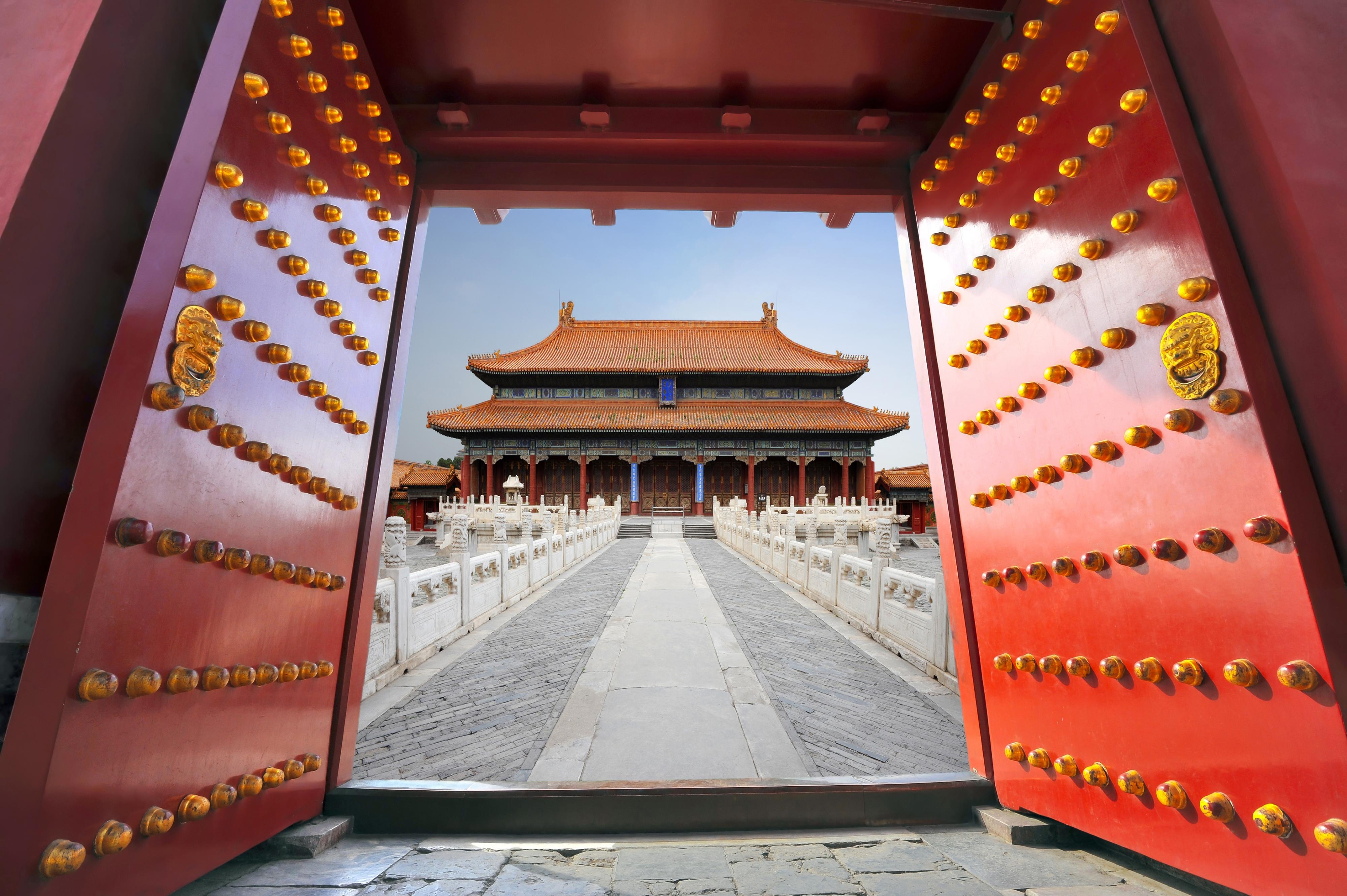Tian'anmen Square Forbidden City, Half day No shopping tour