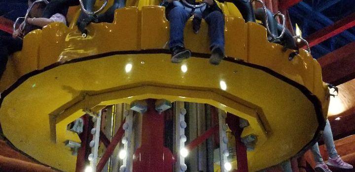 Nanning Wanda Amusement Park2