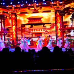 탕락궁 극장 여행 사진