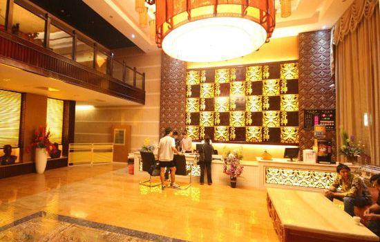 谷神大酒店室外溫泉1