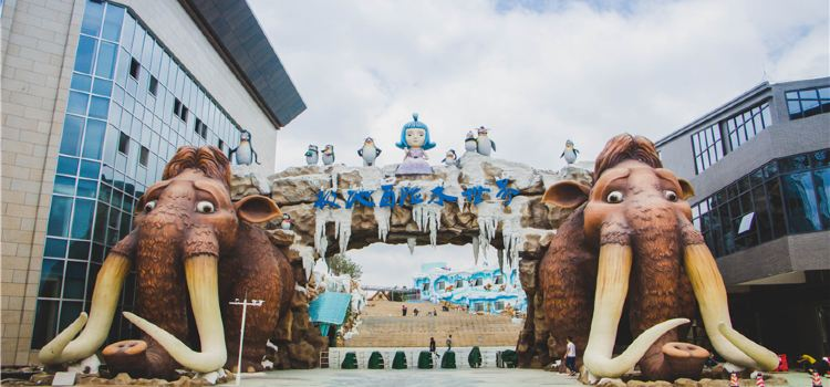 Four Seasons-Polar Adventure Water World in Guizhou1