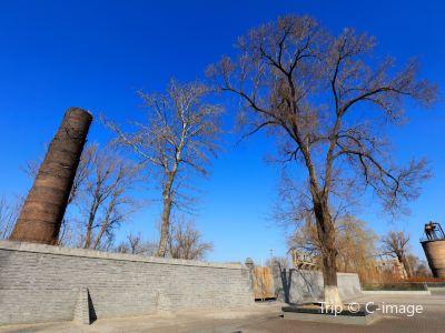 唐山地震遺址紀念公園