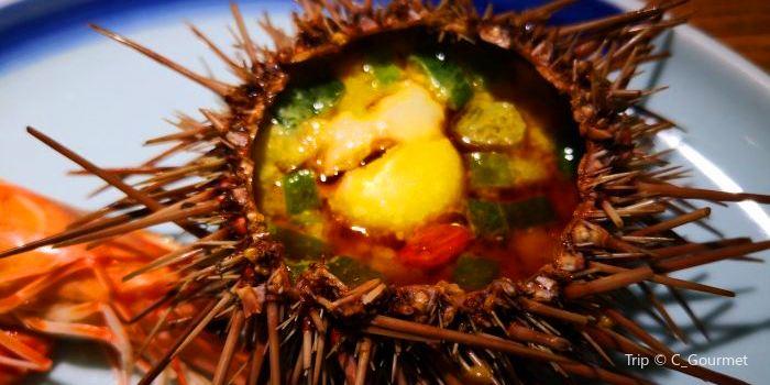 San Ge Yu Fu Steamed Seafood( Bin Hai Kai Fa Qu )3