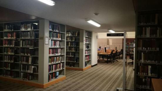 Mugar Library
