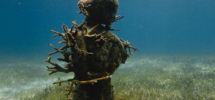 Cancun Underwater Museum2