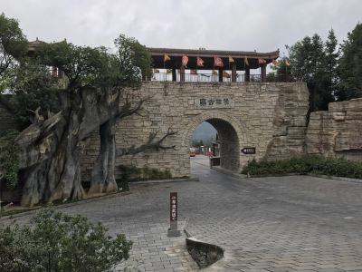 Yangmei Ancient Village