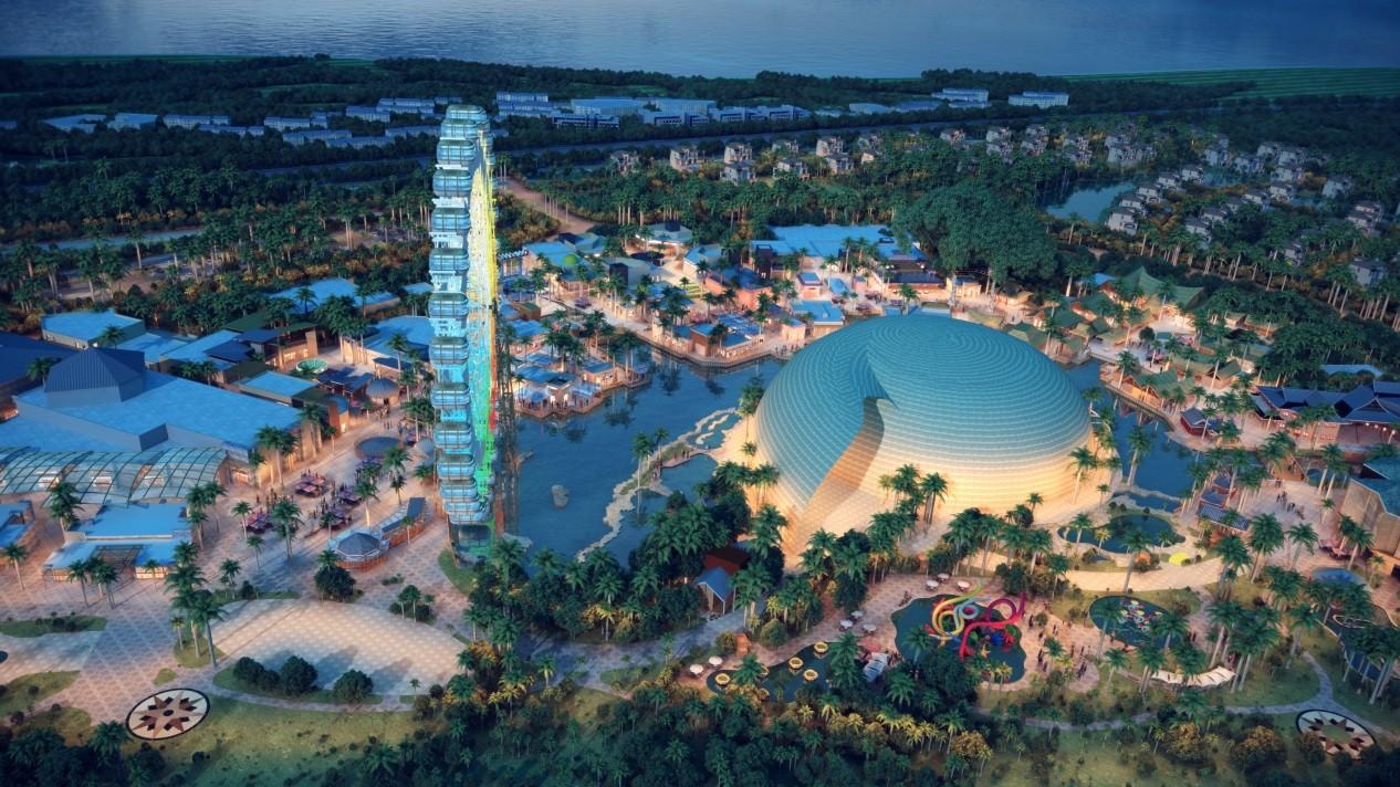 Sanya Haichang Fantasy Town Attractions Ticket