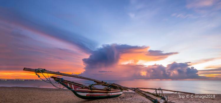 尼甘布海灘1