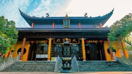 靈峰山景區