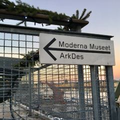 Modern Art Museum (Moderna Museet) User Photo