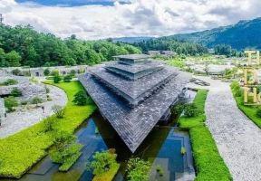 首發   隈研吾在雲南打造的石頭溫泉酒店被凱悅收了
