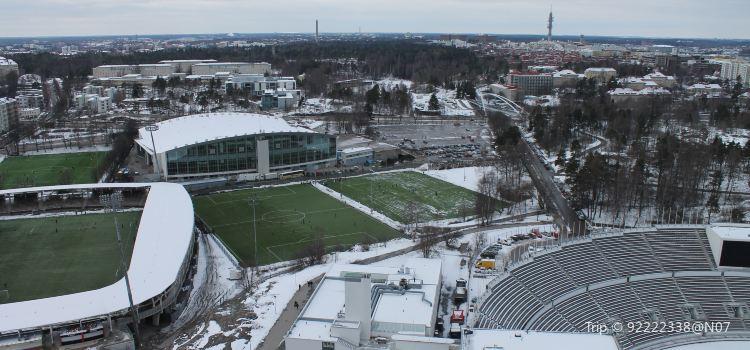 Helsinki Olympic Stadium1