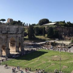 Arch of Septimius Severus User Photo