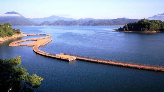 太平湖棧道公園