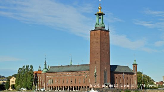 Stockholm City Hall Tower
