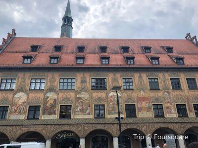 Das Rathaus Ulm