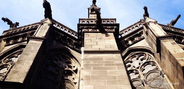 克萊蒙費朗聖母升天大教堂1