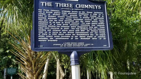 The Three Chimneys Historical Site