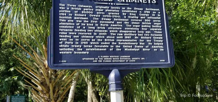 The Three Chimneys Historical Site