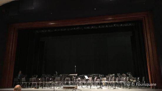 The Robert E. Parilla Performing Arts Center