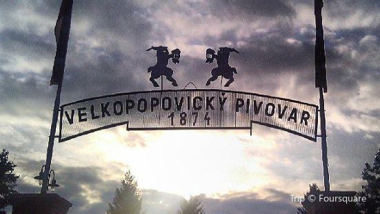 Pivovar Velke Popovice