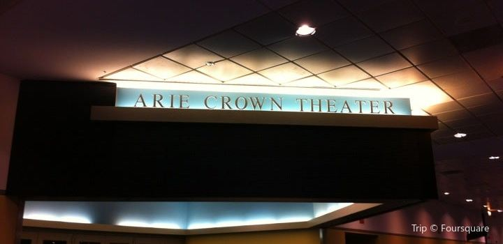 Arie Crown Theater3