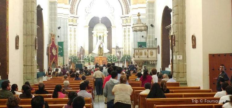 Iglesia del Carmen Alto
