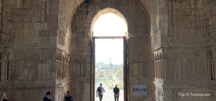 Umayyad Monumental Gateway1