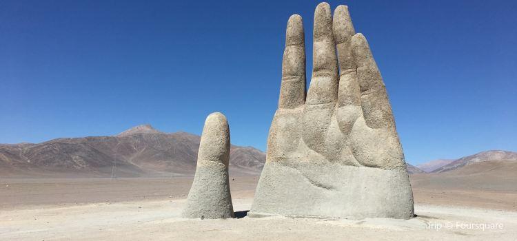 Mano del Desierto1