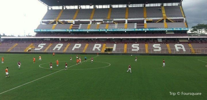 Estadio Ricardo Saprissa Aymá3